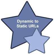 Dynamic to Static URL Product Pages